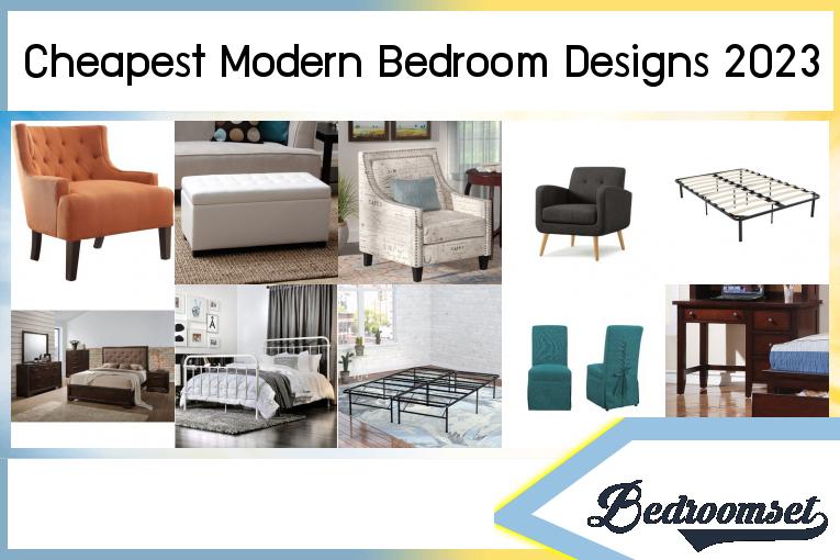 4 Amazing Cheapest Wayfair S Ultra Modern Bedroom Design To